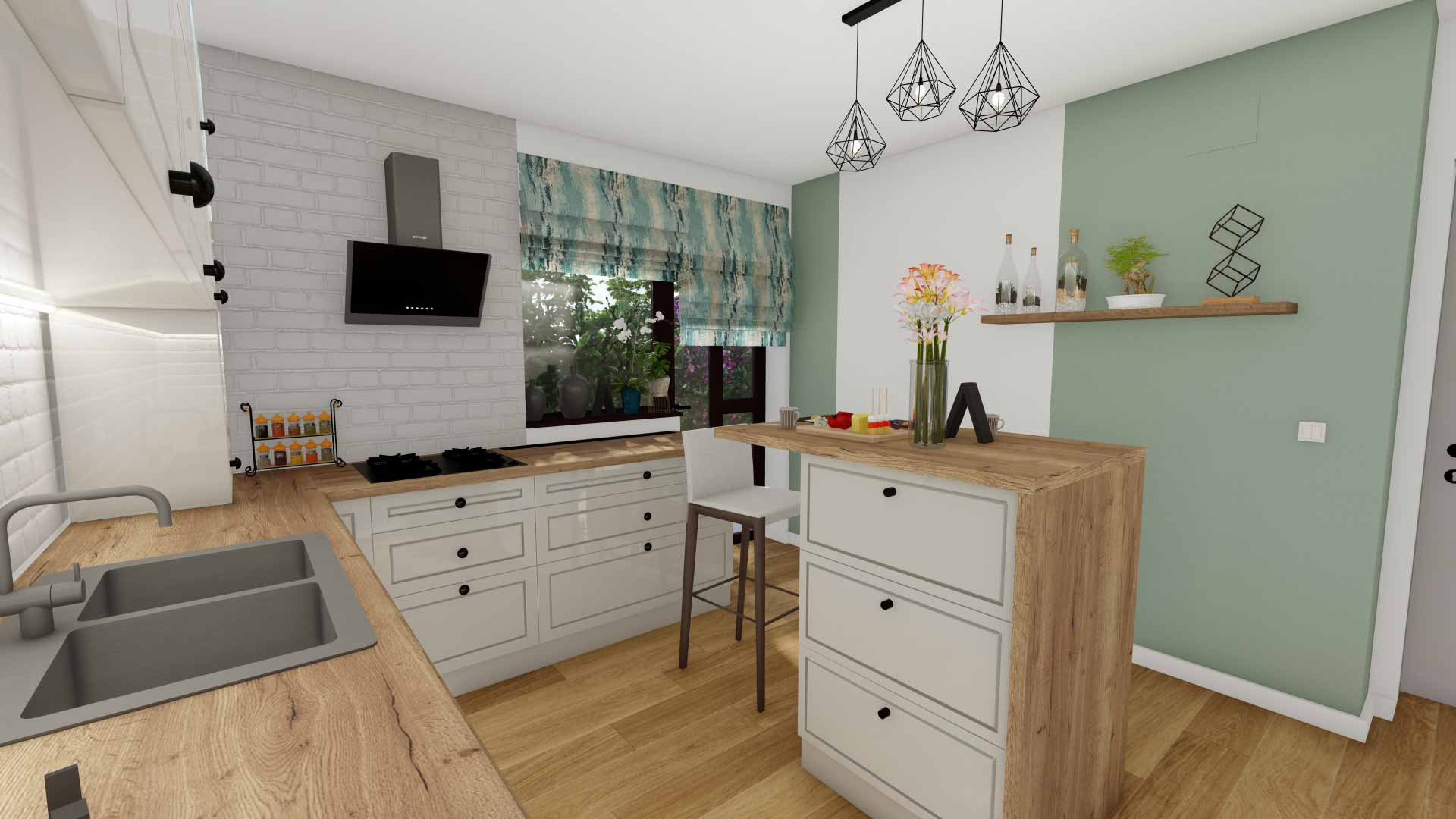 5 Materials For Finishing The Kitchen Walls Acolada Design