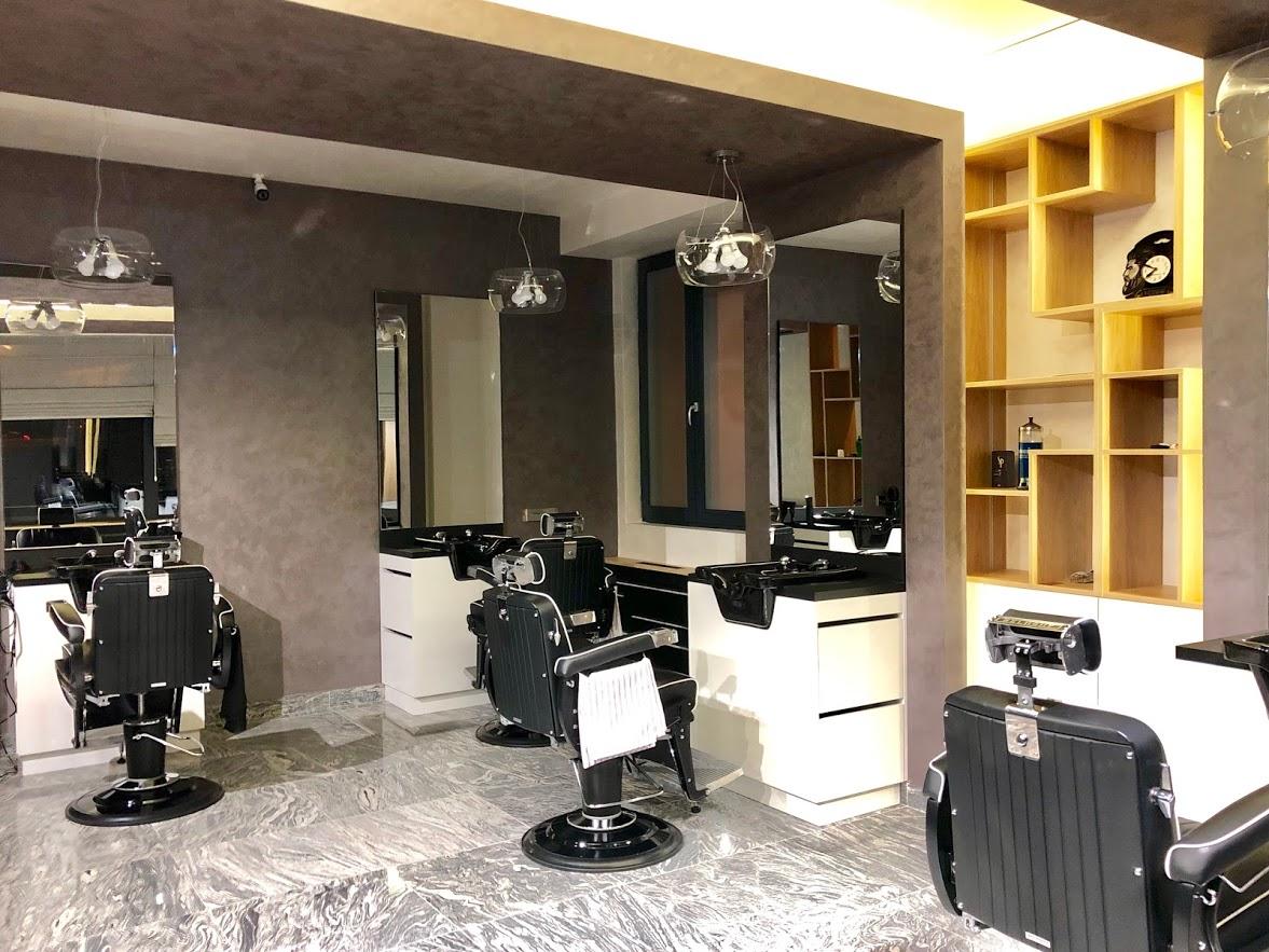 barbershop project