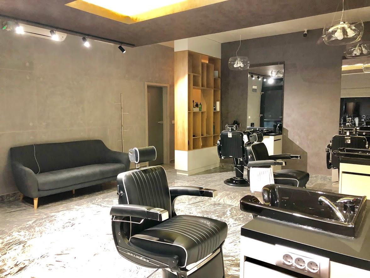 barbershop space