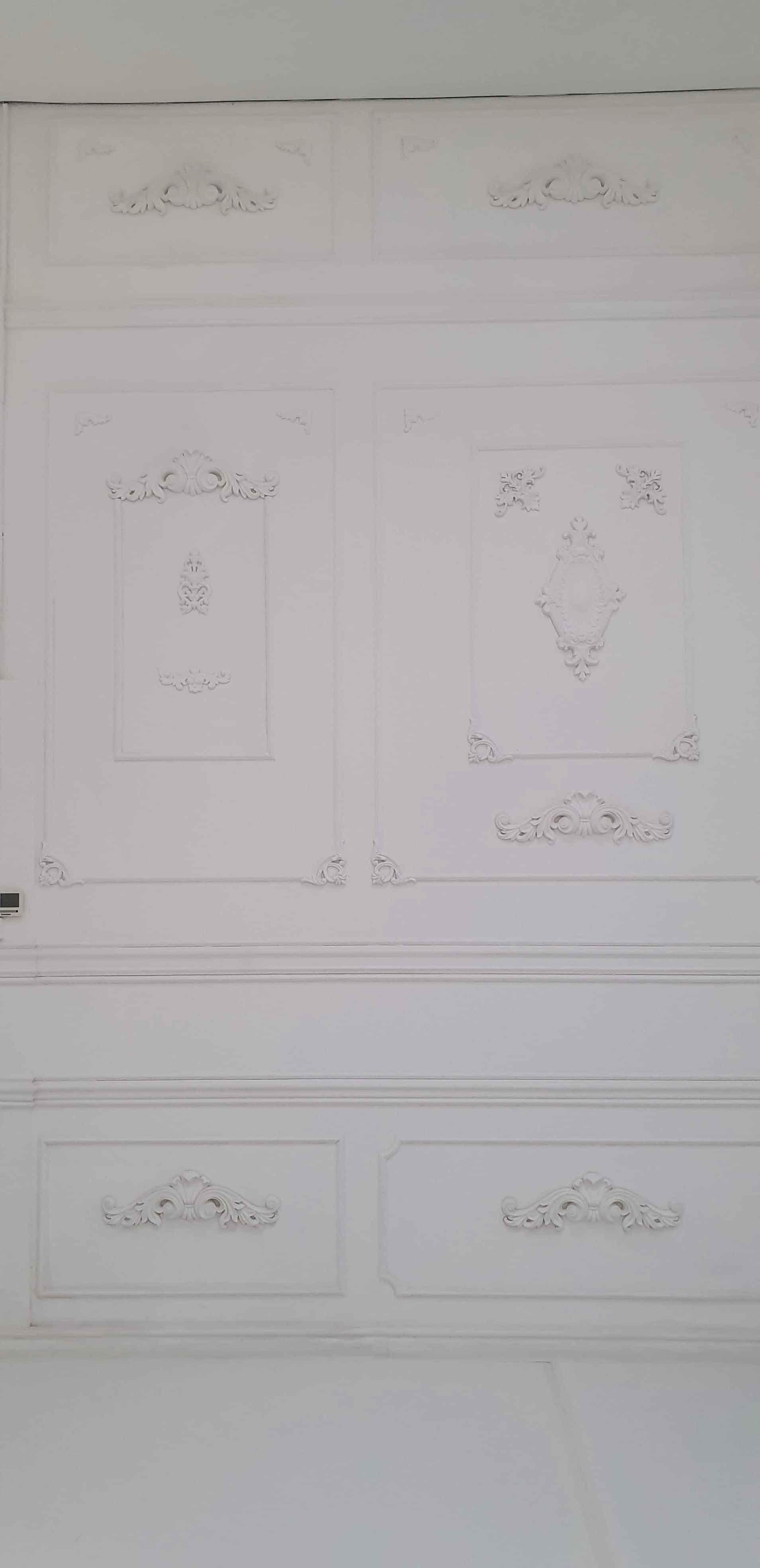perete decorativ