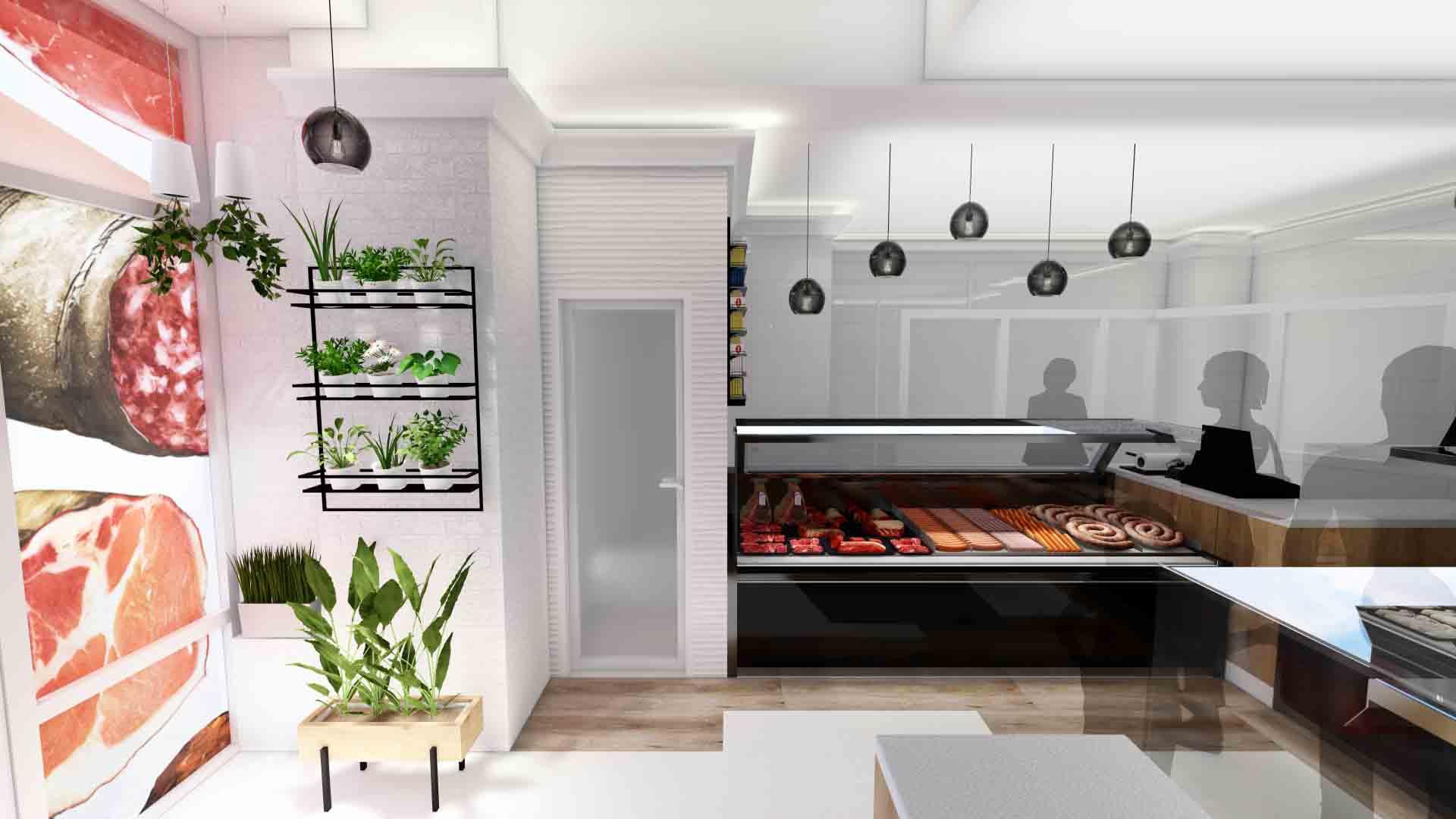 interior modern carmangerie