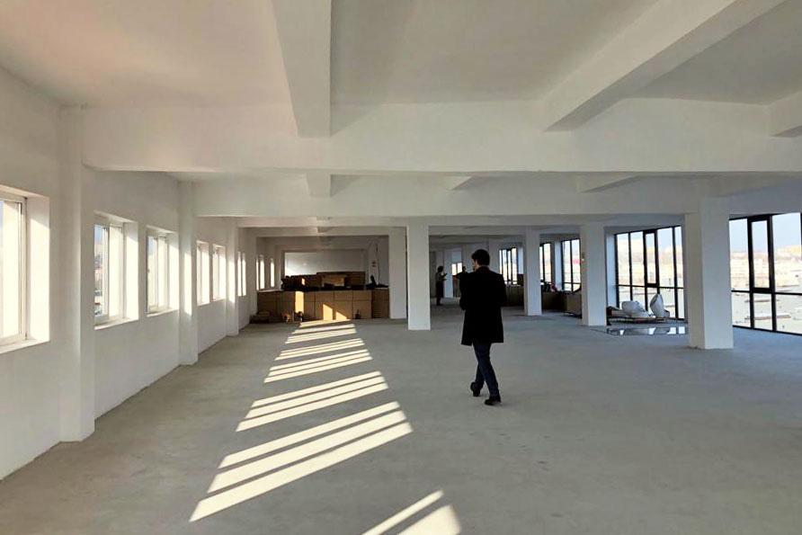 proiect arhitectură în derulare