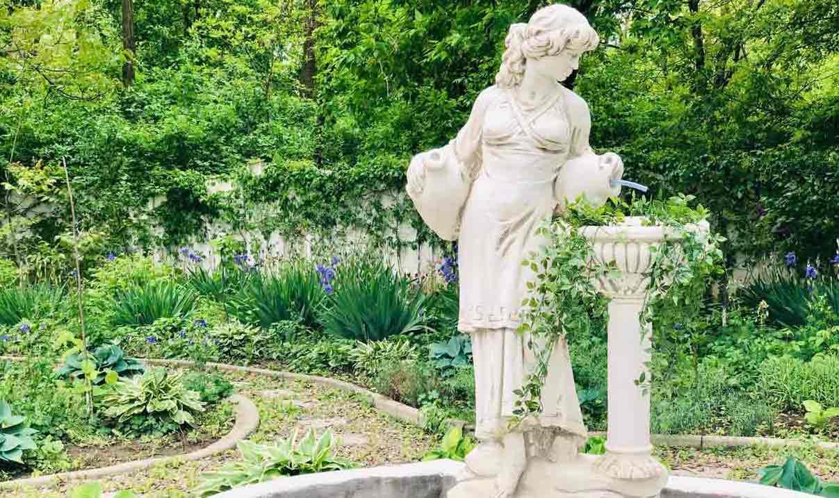 element decorativ pentru grădină