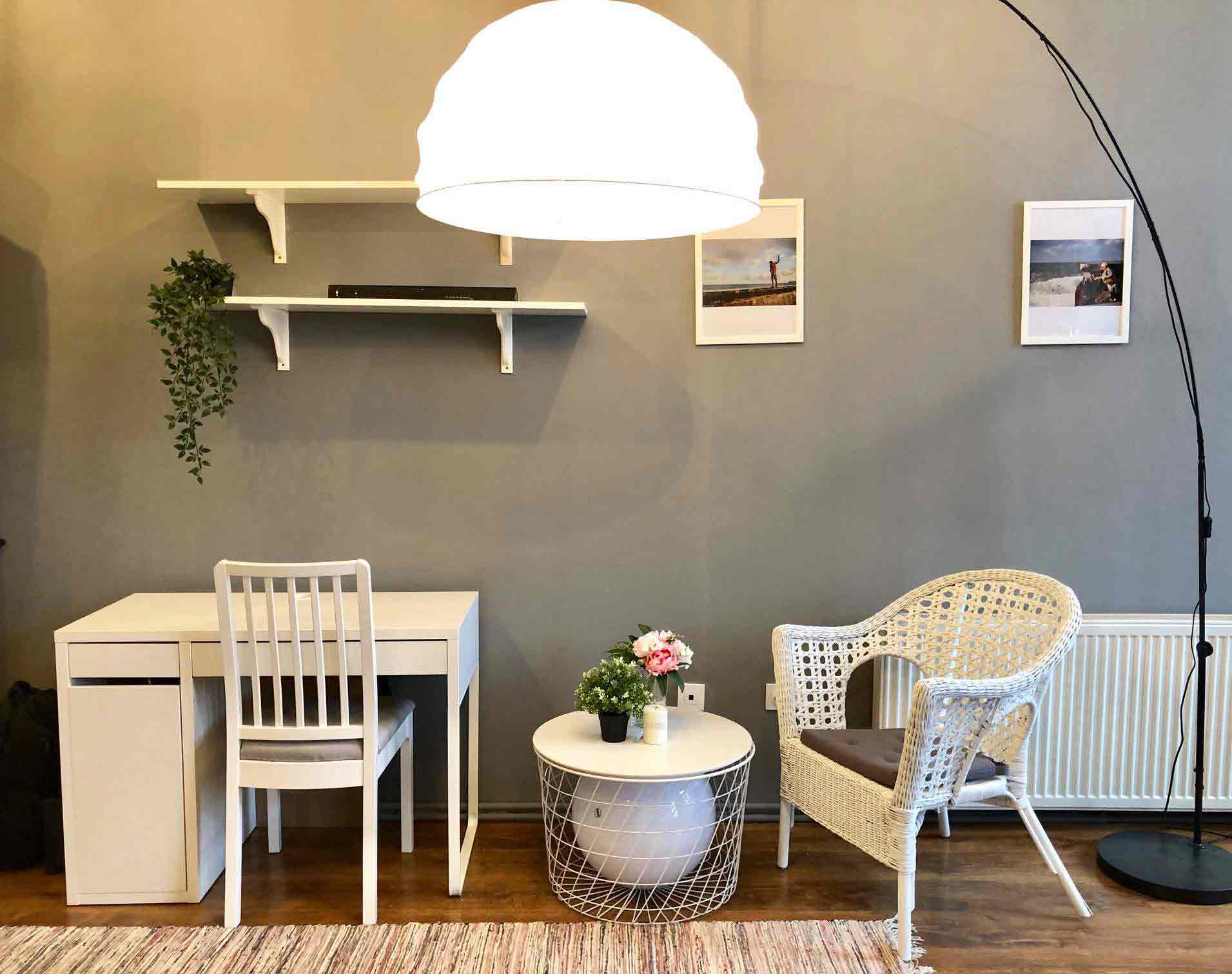 studio foto modern