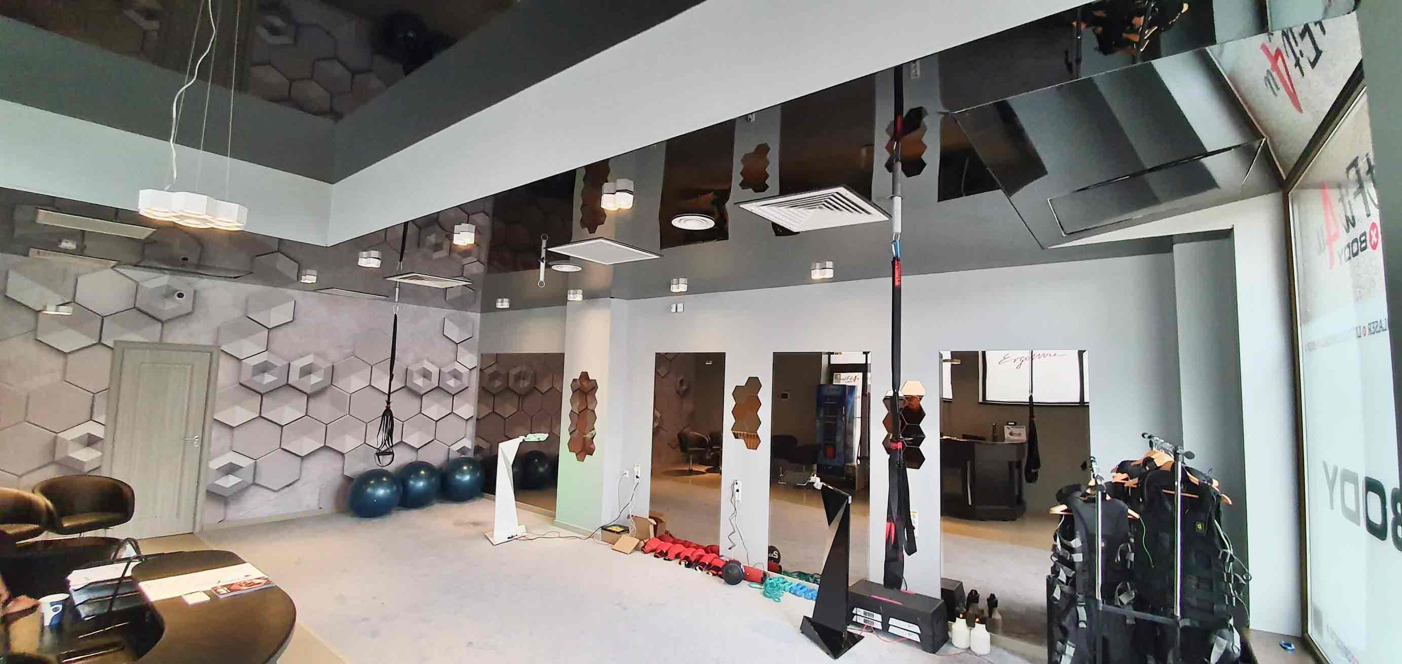 echipamente sala de fitness