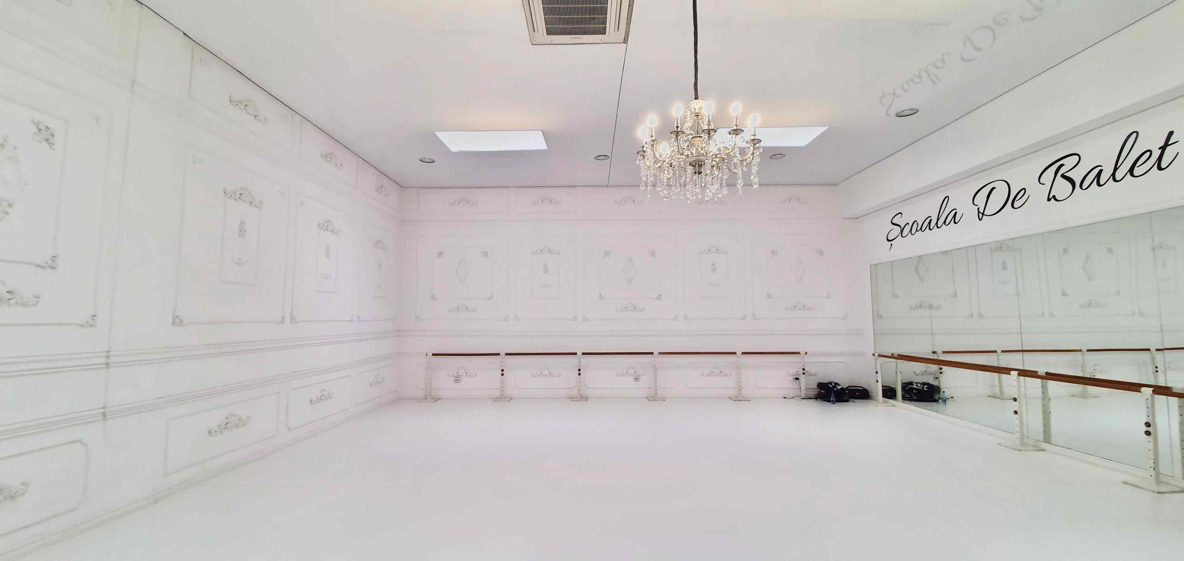 sala de balet