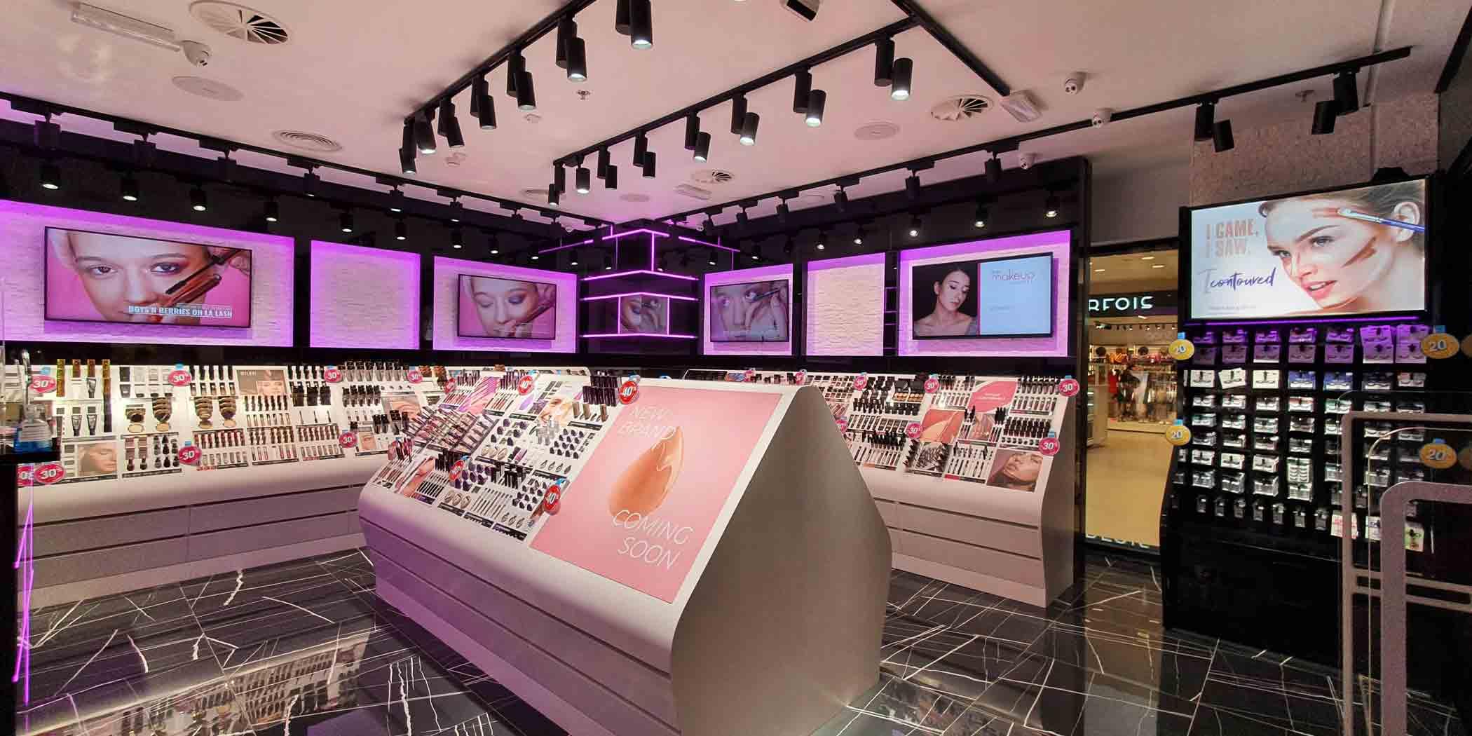 makeup shop iasi