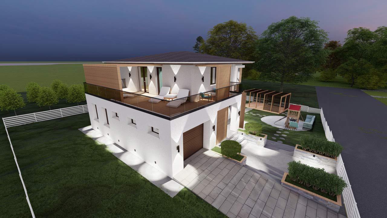 proiect de amenajare casa